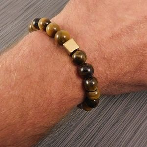 Other - Genuine Tigers Eye Bracelet